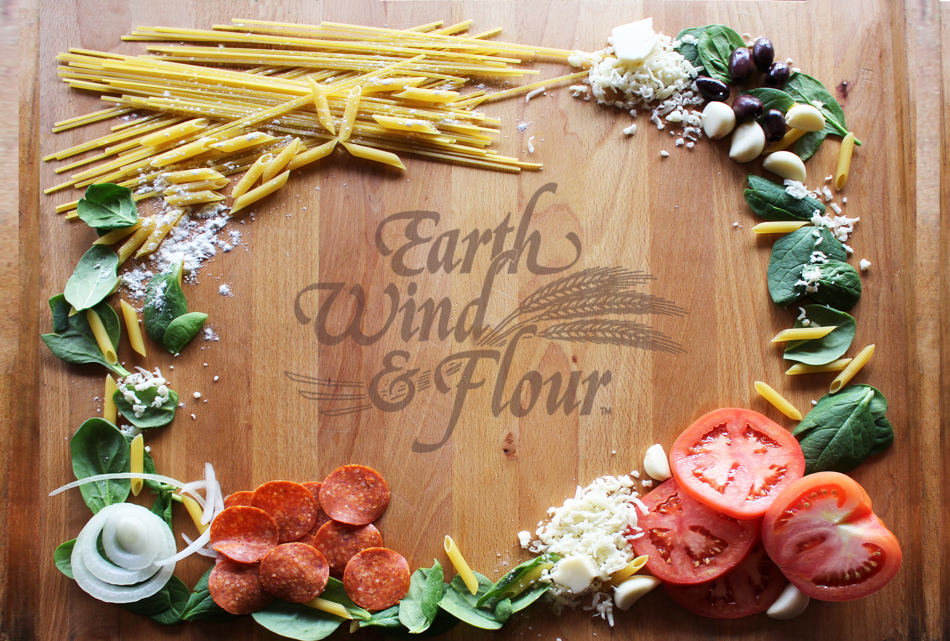 Earth Wind & Flour